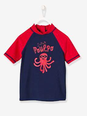 Swimwear-Boys' Anti-UV T-shirt