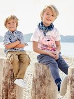Boys' Printed T-Shirt  - vertbaudet enfant