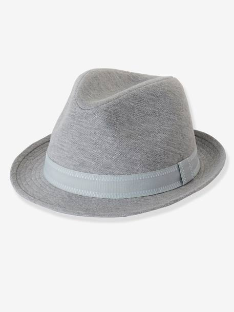 Boys Hat Grey - vertbaudet enfant