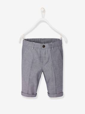 Boys-Shorts-Boys' Chino Bermuda Shorts