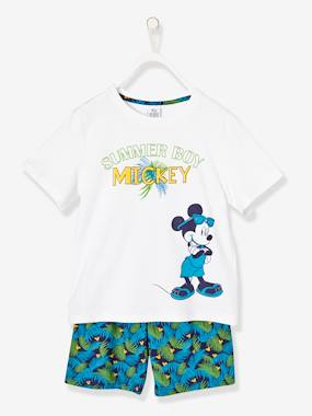 Minnie and Mickey-Boys-Boys' Printed Mickey Mouse® Pyjamas