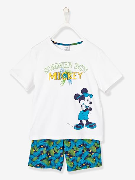 6f60d602f Boys' Printed Mickey Mouse® Pyjamas - white light solid with design ...