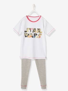 Girls-Nightwear-Girls' Printed Star Wars® Pyjamas