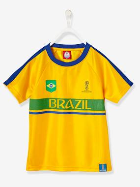 All my heroes-Boys-FIFA® 2018 Brazilian Football Team T-shirt