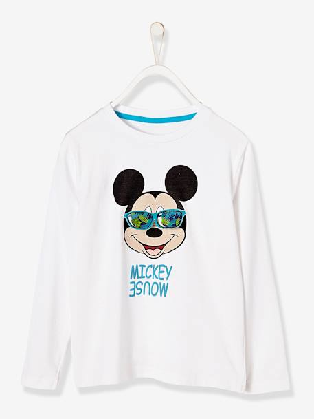 7892952bb Boys' Stylish Mickey Mouse® Top - white light solid, Boys