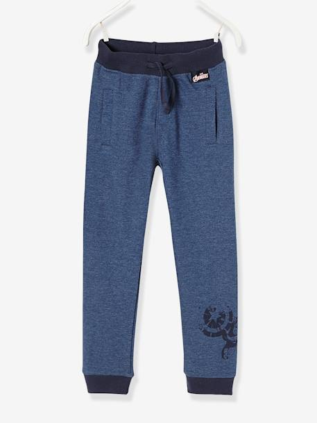 Boys' Joggers, The Avengers® BLUE MEDIUM MIXED COLOR - vertbaudet enfant