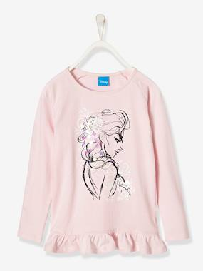Girls-Tops-Girls' Top with Sequins, Frozen®
