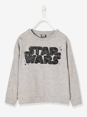 Fille-Pull, gilet, sweat-Sweat fille Star Wars®