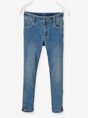 Trousers-Girls-MEDIUM Fit - Girls' Skinny Jeans