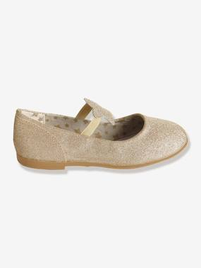 christmas-Girls' Ballet Pumps