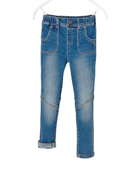 Boy super poulpo-MEDIUM Fit, Boys' Slim Fit Jeans