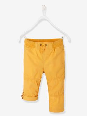 Dress myself-Boys' Cropped Trousers, in Poplin