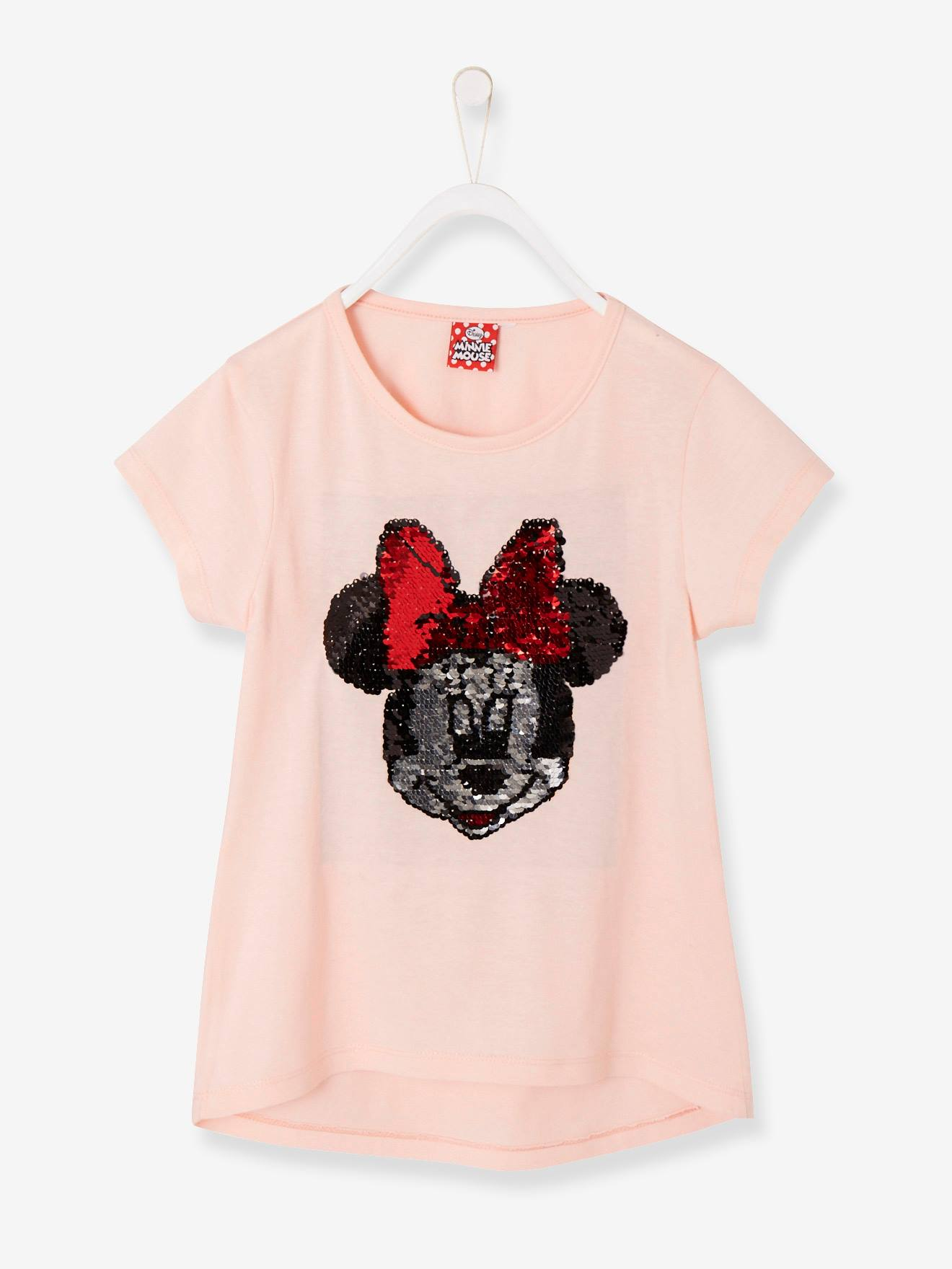21561d1f3fc29 tee shirt fille sequins - www.goldpoint.be
