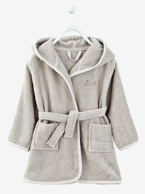 Bedding-Bathing-Baby Hooded Bathrobe
