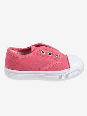 Shoes-Baby Footwear-Baby Girl Walking-Girls' Fabric Trainers