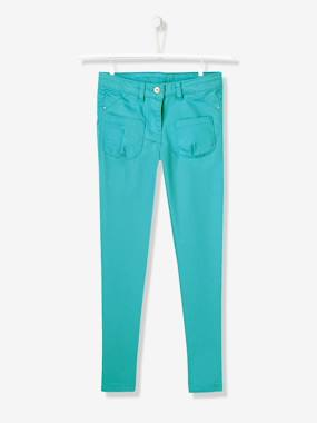 Indestructible Trousers-Girls Slim Cut Indestructible Trousers