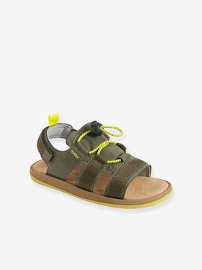 Vertbaudet Collection-Shoes-Boys' Sandals with Touch 'n' Close Fastening Tab