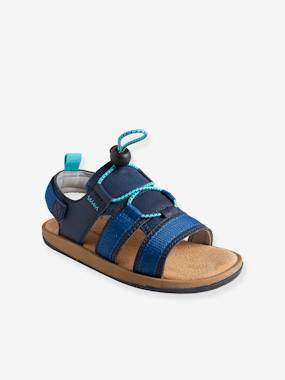 Sandals-Boys' Sandals with Touch 'n' Close Fastening Tab