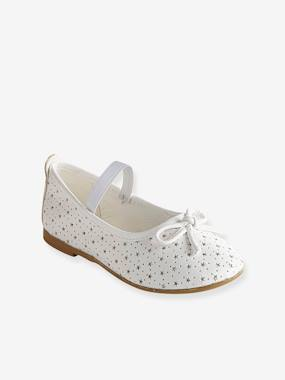 Chaussures-Chaussures fille 23-38-Ballerines, babies-Ballerines souples fille