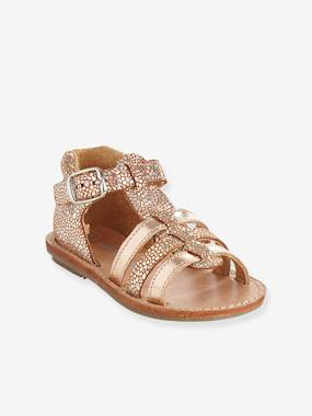 Vertbaudet Collection-Shoes-Girl's Open Sandals