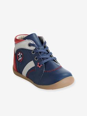 Shoes-Baby Footwear-Boys Boots, Designed For First Steps