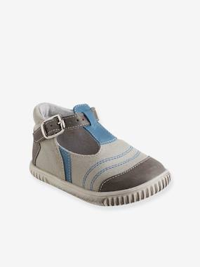 Megashop-Shoes-Baby Footwear-Boys' First Steps Leather Sandals