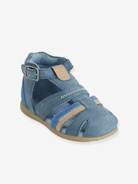 Shoes-Baby Footwear-Baby's First Steps-Boys Closed-Toe Sandals, Designed For First Steps