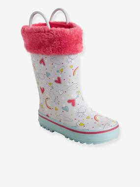 Dress myself-Shoes-Girls' Wellies, Autonomy Collection