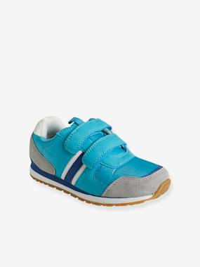 Shoes-Boys Footwear-Trainers With Touch N Close Fastening