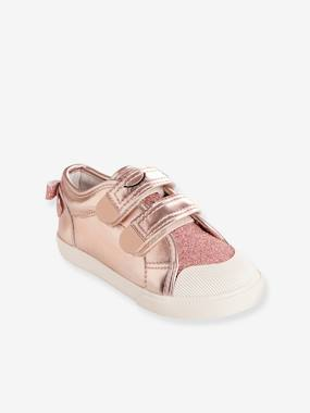 Chaussures-Chaussures fille 23-38-Baskets, tennis-Baskets scratchées fille collection maternelle