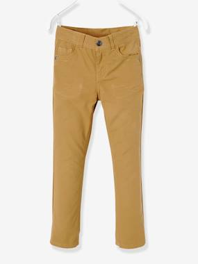 Vertbaudet Sale-Boys-Trousers-Boys' Indestructible Straight Cut Trousers