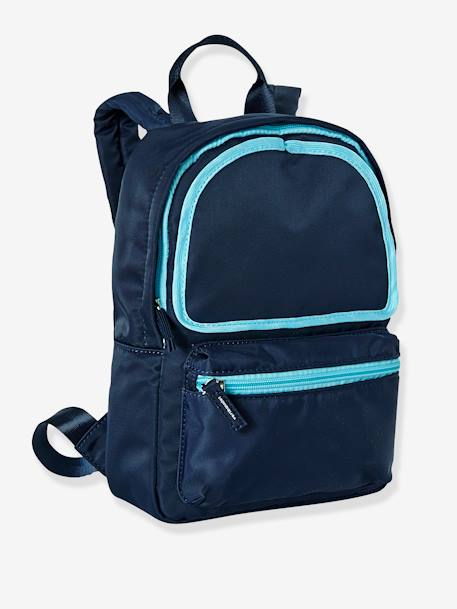 Boys' Light-Up Backpack BLUE MEDIUM SOLID - vertbaudet enfant