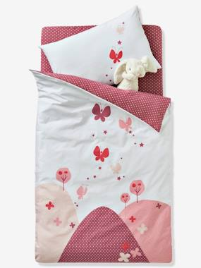 Vertbaudet Collection-Bedding-Baby Duvet Cover, Spring
