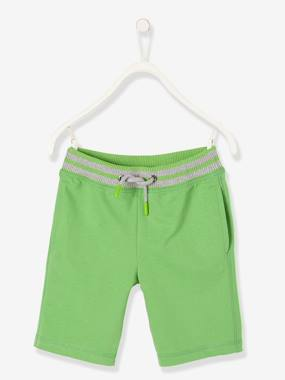 Boys-Shorts-Boys' Sports Bermuda Shorts, in Fleece
