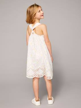 Mid season sale-Girls-Girls Printed Occasion Dress