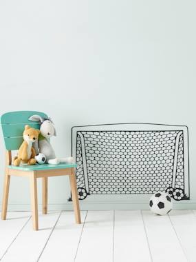 Megashop-Bedding & Decor-Football Goal Sticker