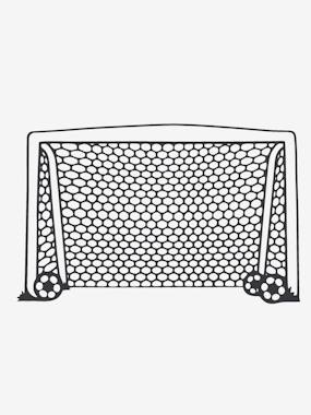 household linen-Football Goal Sticker