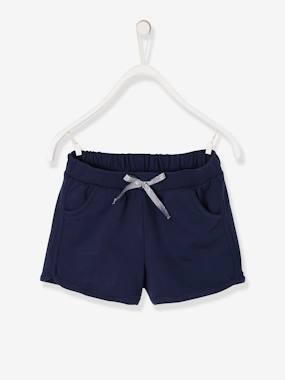 Vertbaudet Collection-Girls-Sportswear-Girls' Jogger Shorts