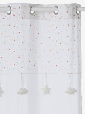 Outlet-Decoration-Curtain with Stars