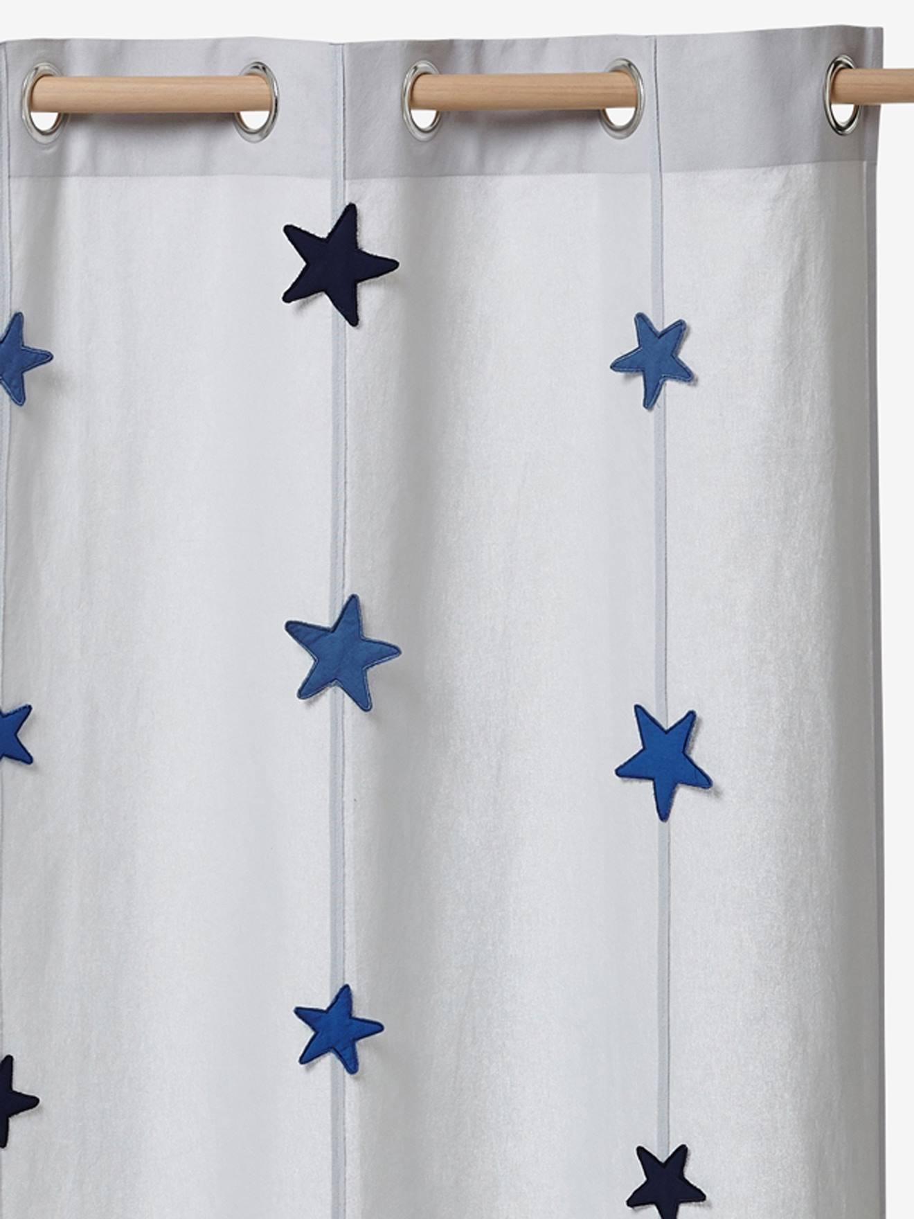 Boys Curtain Adventurer Theme Grey