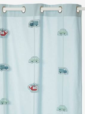 Vertbaudet Collection-Decoration-Sheer Curtain