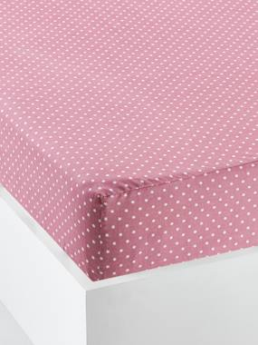 Bedding-Baby Bedding-Fitted Sheets-Baby Fitted Sheet, Spring Theme