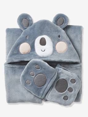 household linen-Koala Throw