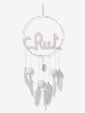 Vertbaudet Collection-Decoration-Light-Up Dream-catcher, Chut...