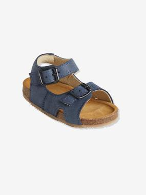 Shoes-Baby Footwear-Baby Boy Walking-Sandals-Baby Boys' Leather Sandals