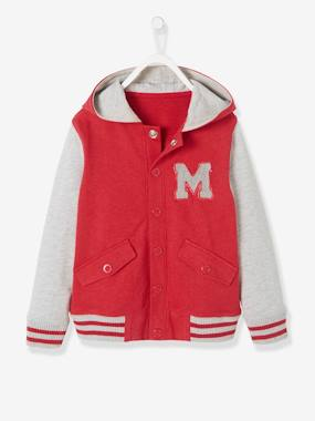 Boys-Jacket with Press Studs for Boys