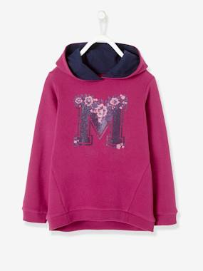 Girls-Cardigans, Jumpers & Sweatshirts-Sweatshirts & Hoodies-Hooded Sweatshirt for Girls