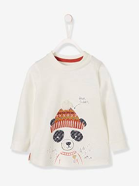 Vertbaudet Sale-Baby-Baby Boys' Asia Print T-Shirt
