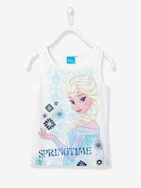 All my heroes-Girls-Girls' Blue Top, Frozen® Theme