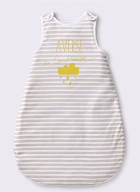 Vertbaudet Collection-Baby Sleep Bag, Summer Special, Shower of Tenderness